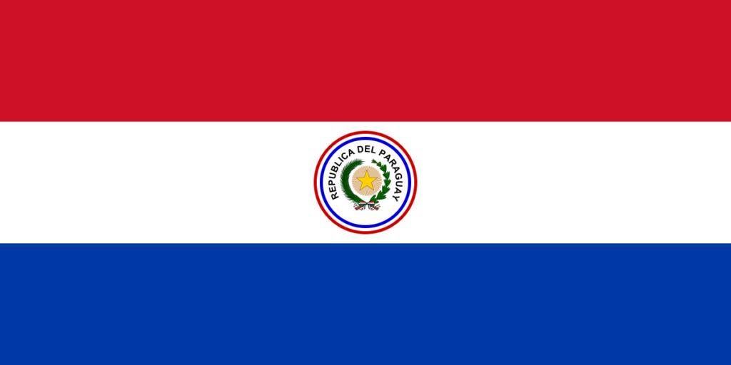 флаг парагвая-9