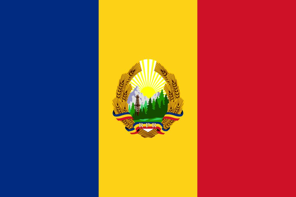 флаг румынии-5