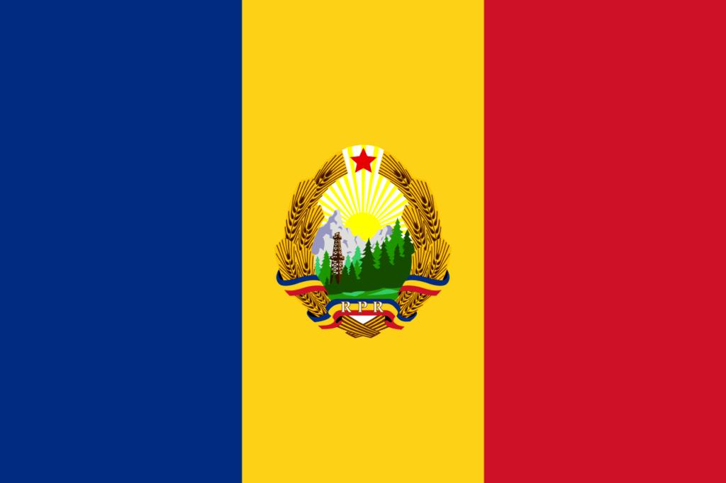 флаг румынии-6