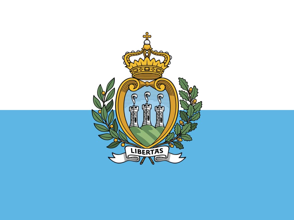 флаг сан-марино-1