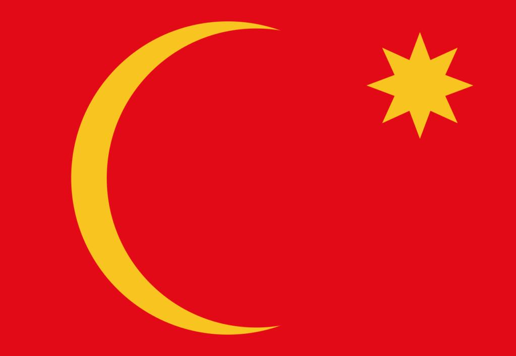 флаг саудовской аравии-3