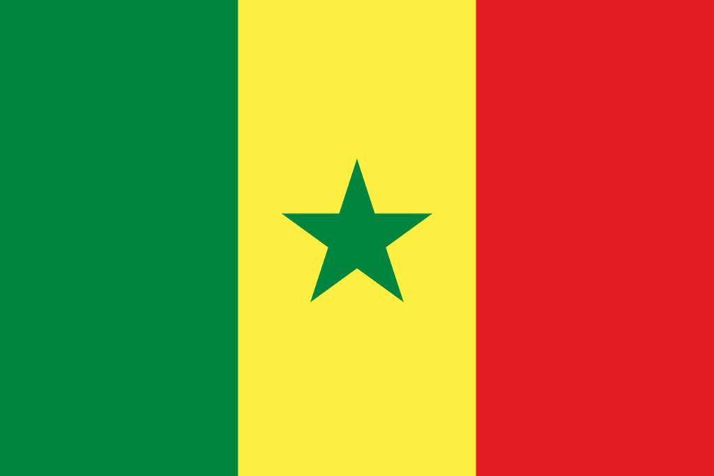 флаг сенегала-1