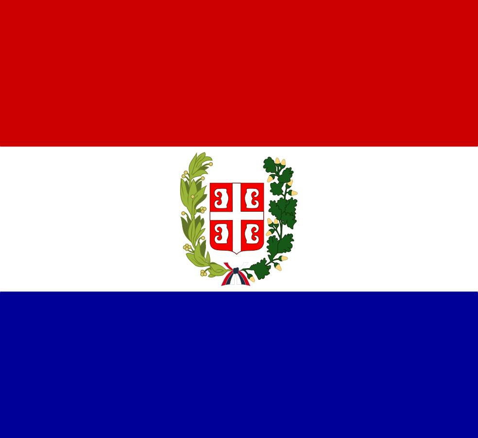флаг сербии-11