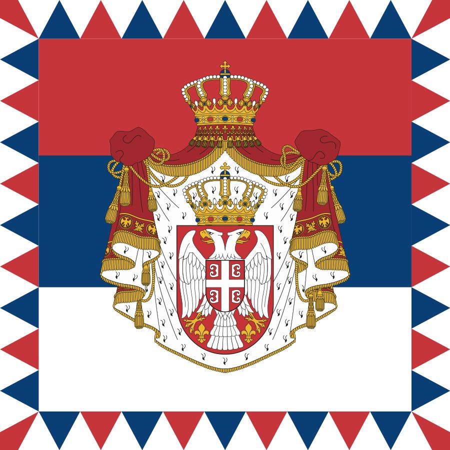флаг сербии-22