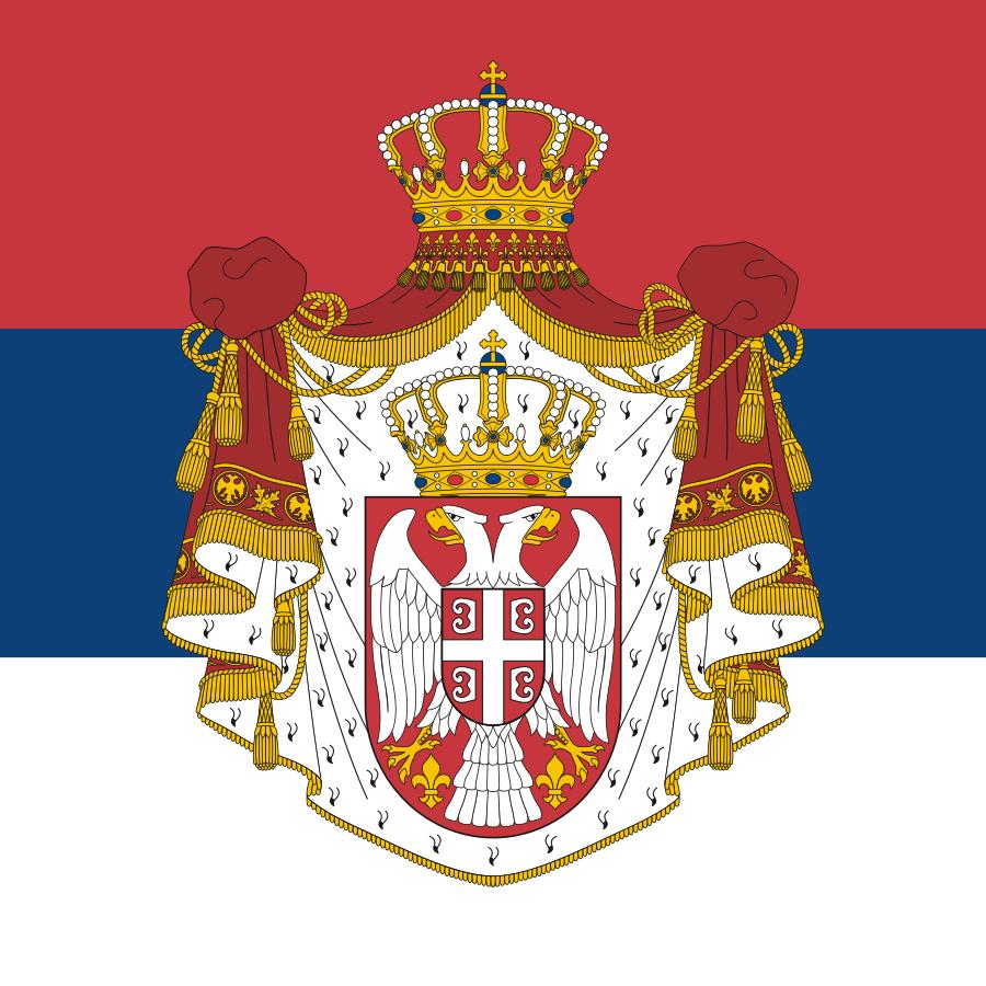 флаг сербии-23