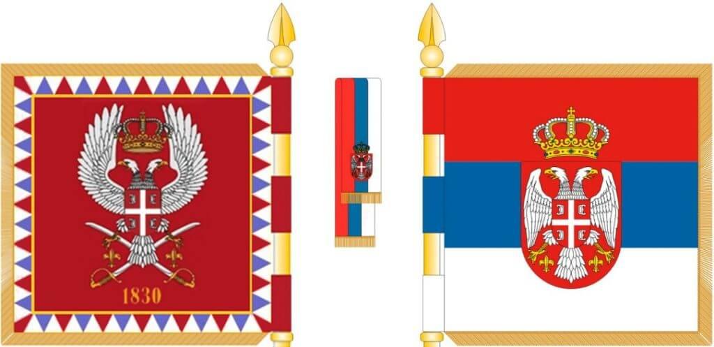флаг сербии-27
