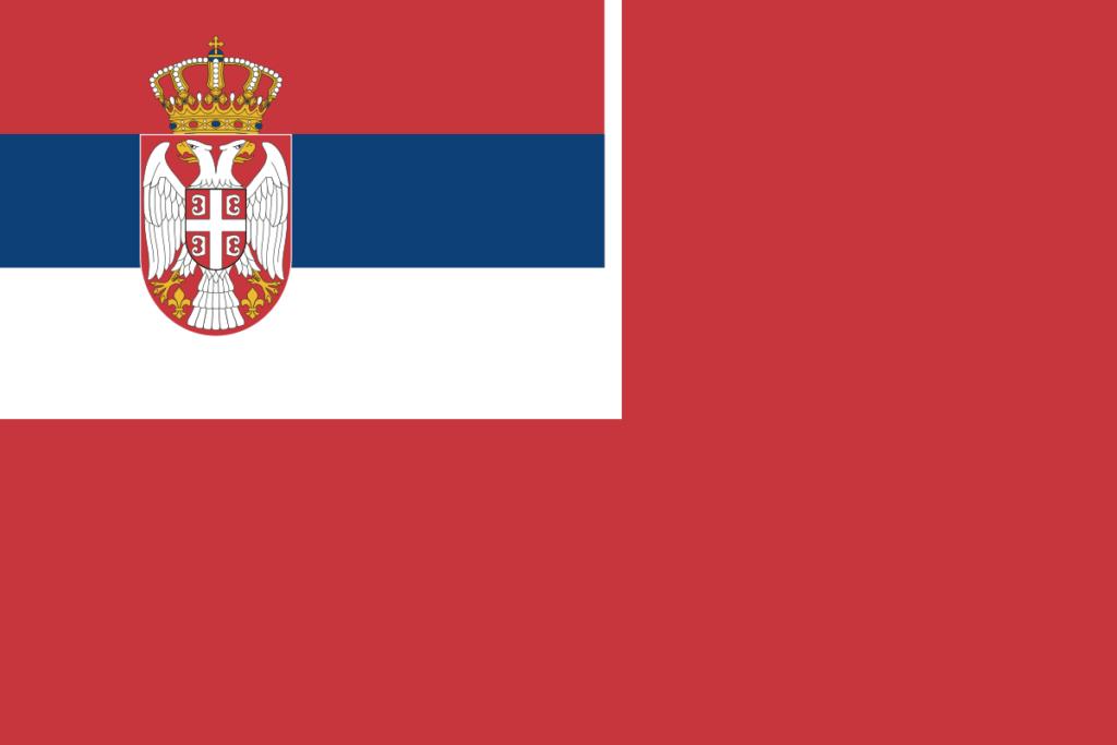 флаг сербии-28