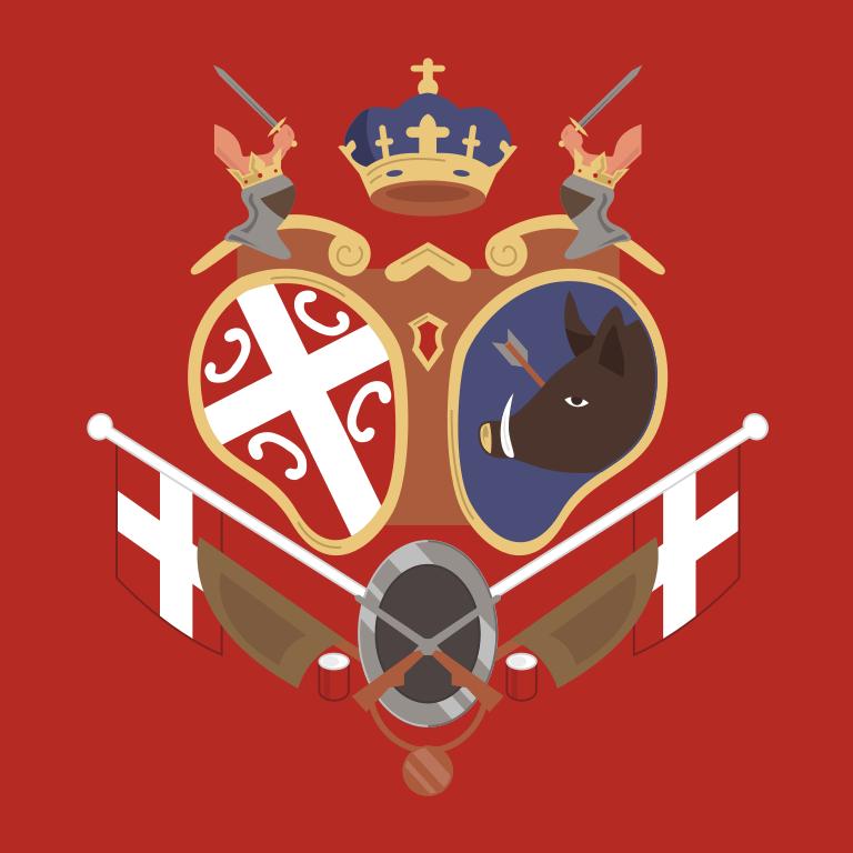 флаг сербии-6