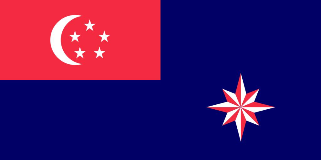 флаг сингапура-11
