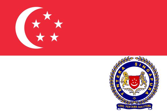 флаг сингапура-12