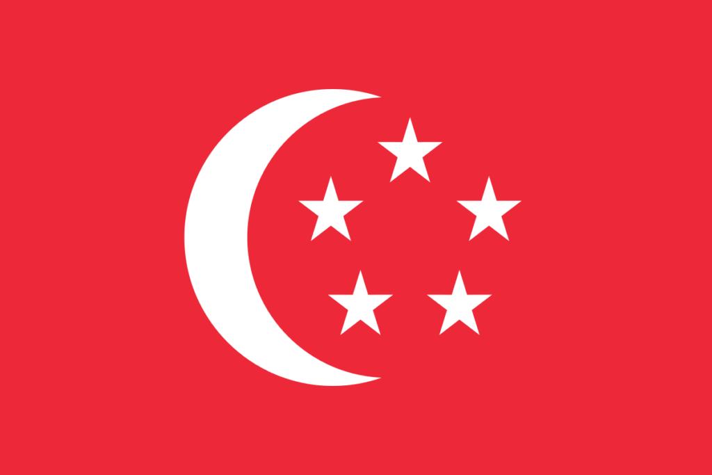 флаг сингапура-8