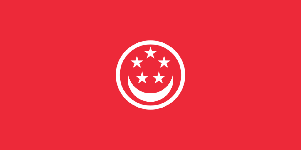 флаг сингапура-9