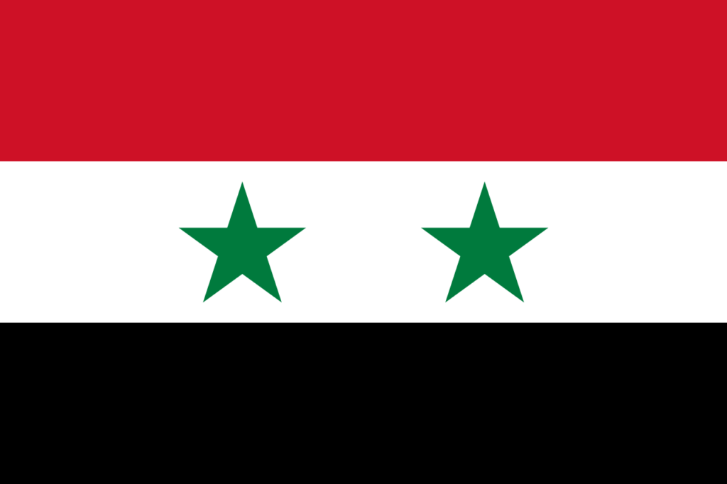 флаг сирии-9