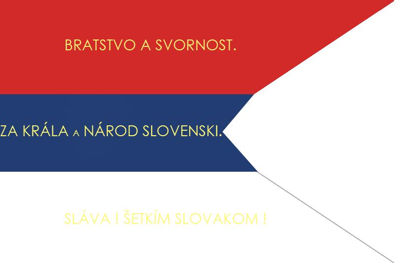 флаг словакии-4