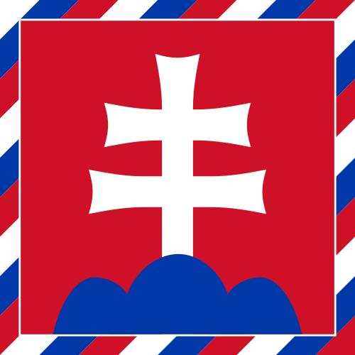 флаг словакии-9