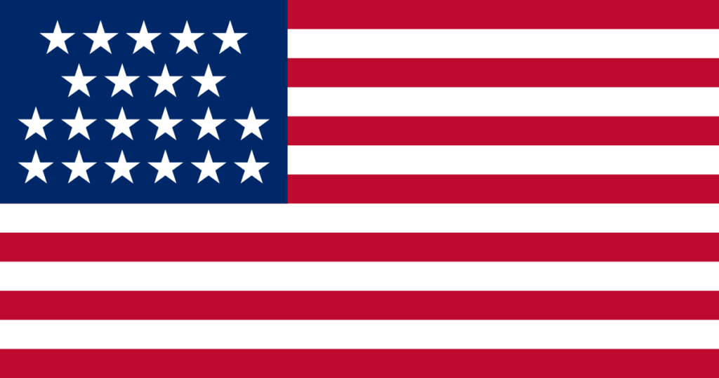 флаг сша-13