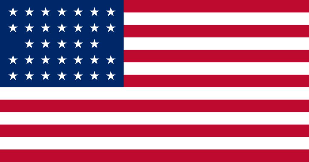 флаг сша-24