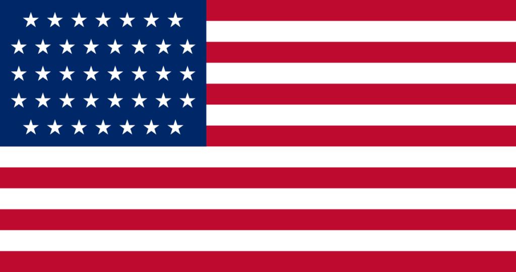 флаг сша-29