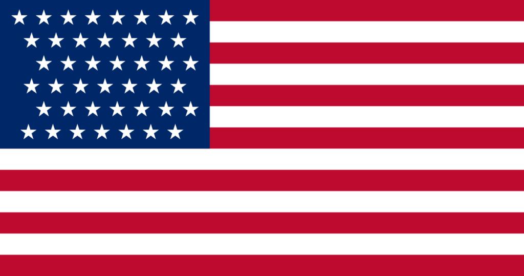 флаг сша-30