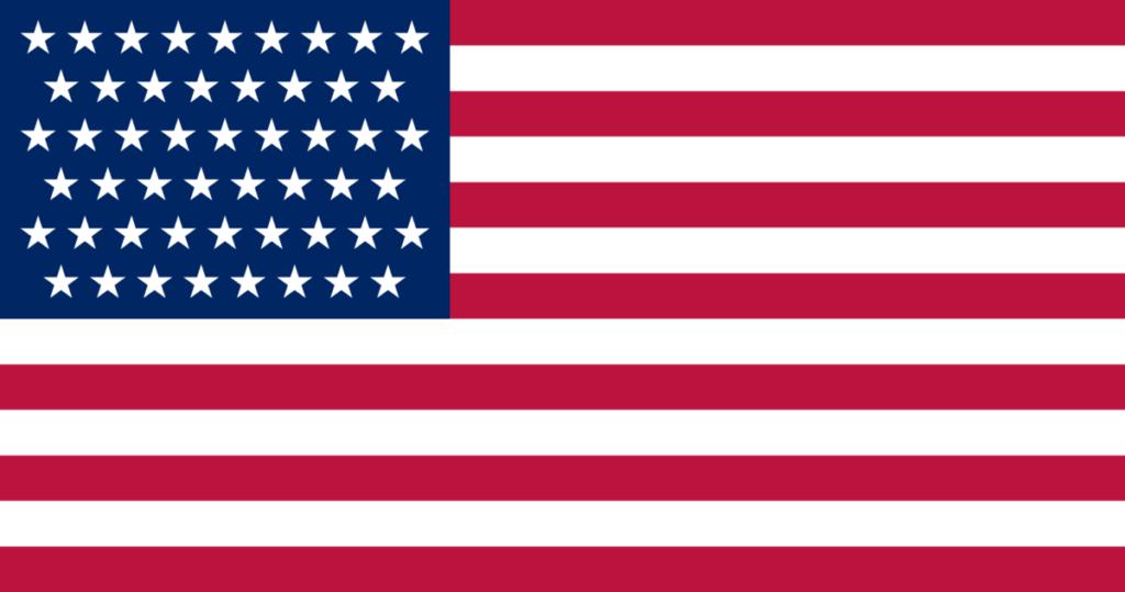 флаг сша-52