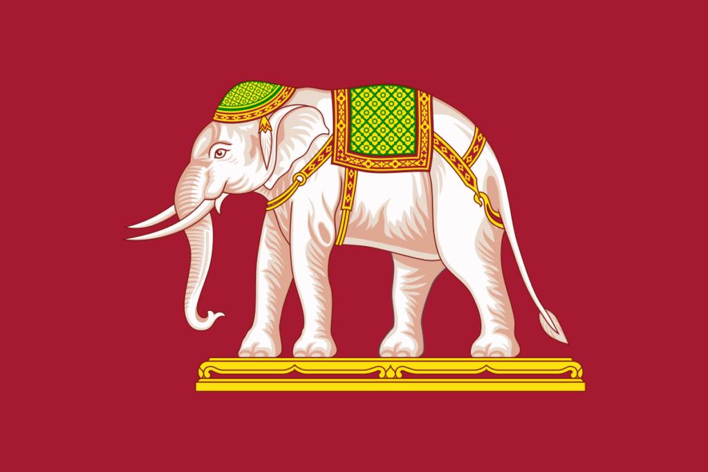 флаг таиланда-6