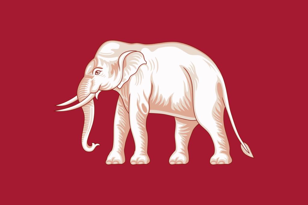 флаг таиланда-8