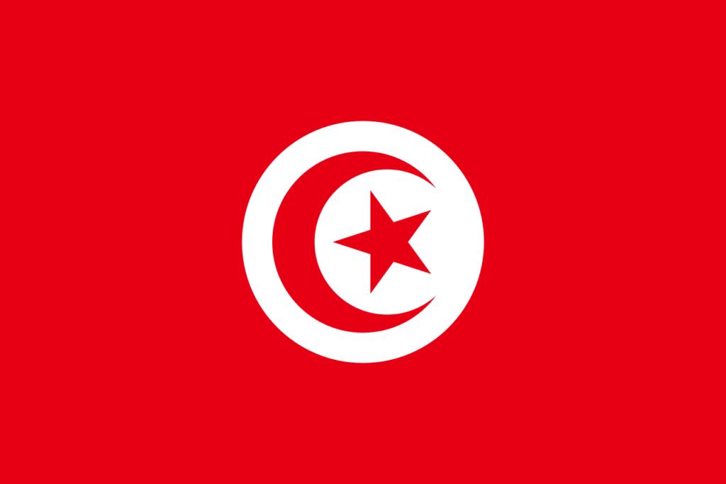 флаг туниса-1