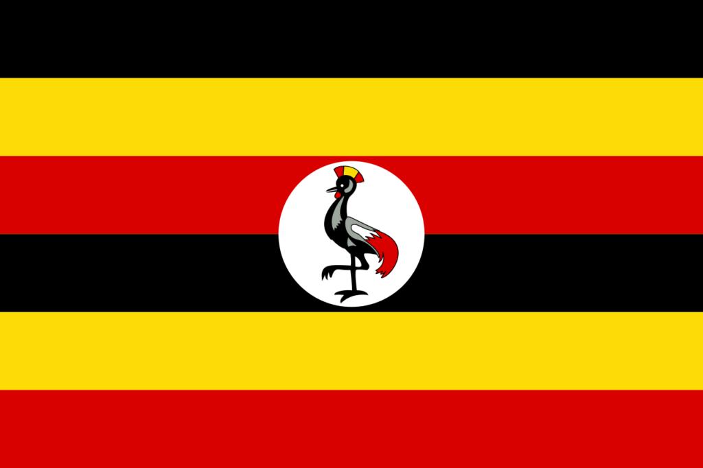 флаг уганды-1