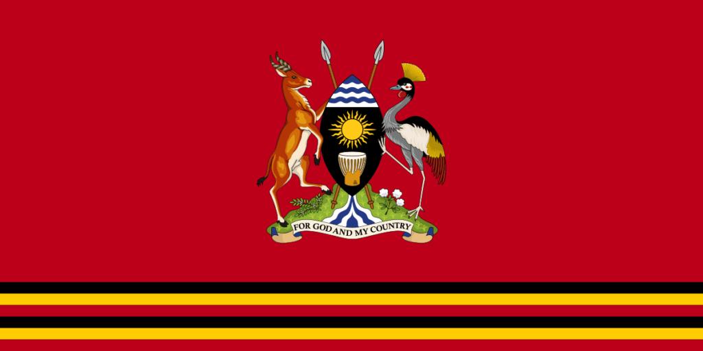 флаг уганды-8