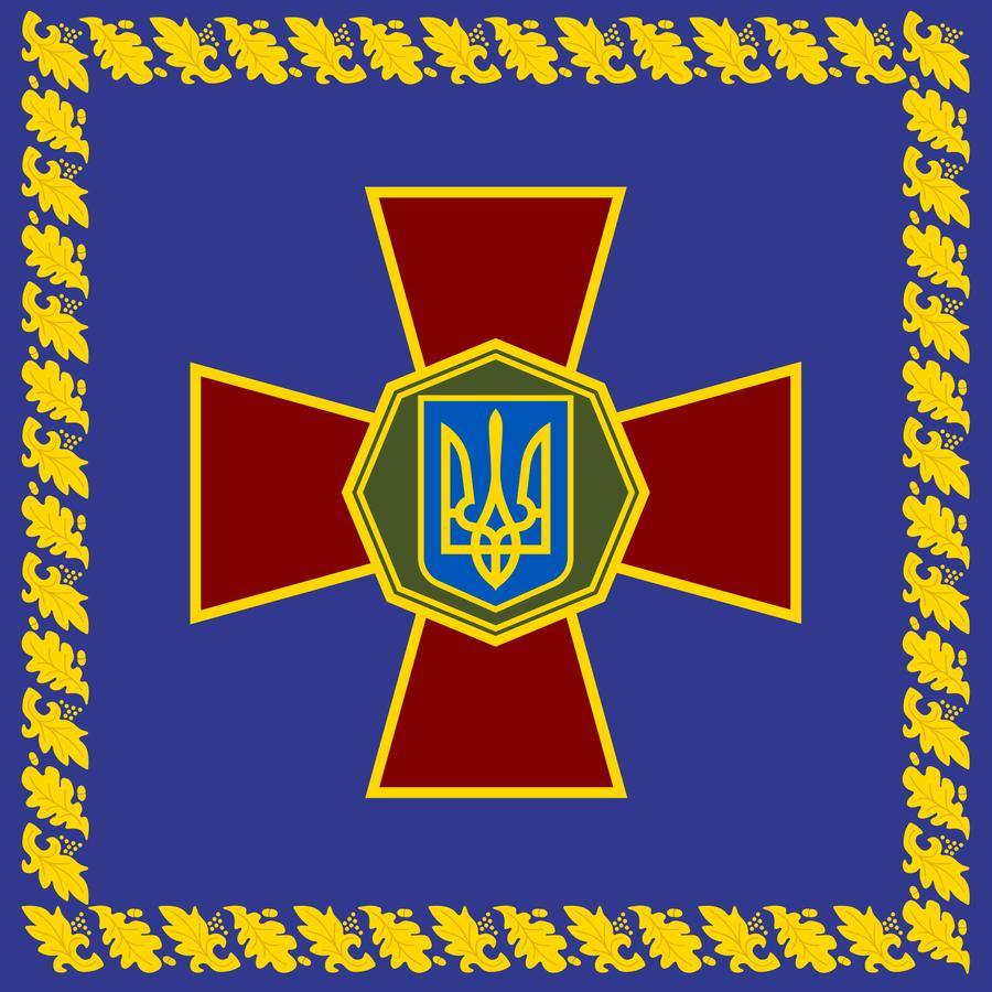 флаг украины-24