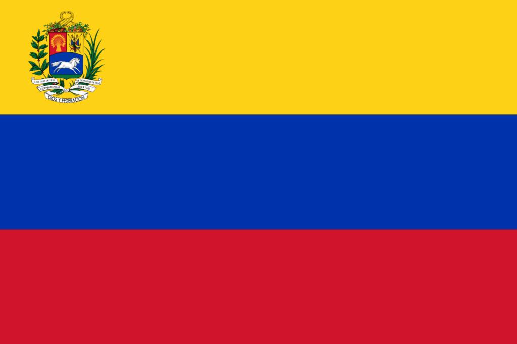 флаг венесуэлы-2