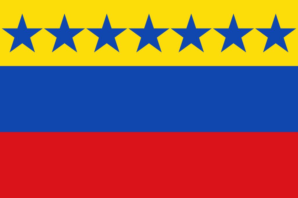 флаг венесуэлы-7
