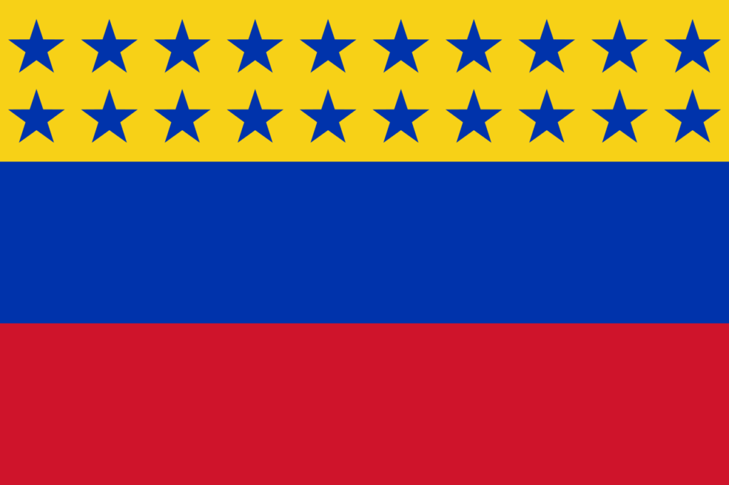 флаг венесуэлы-8