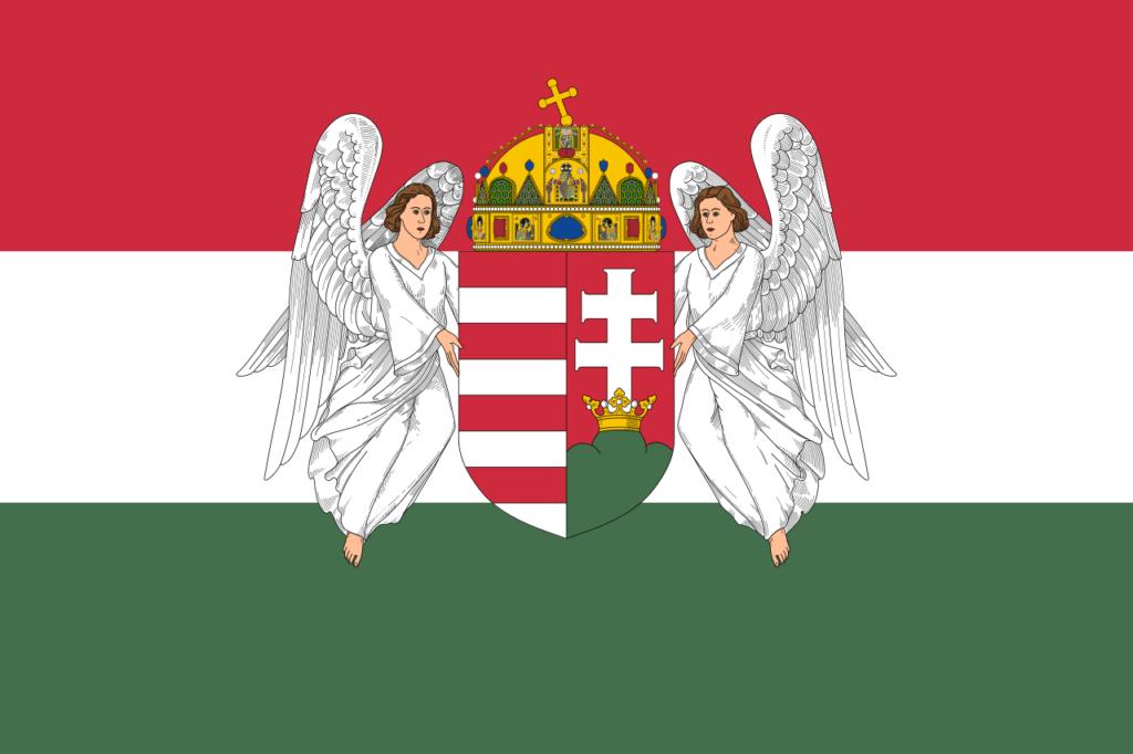 флаг венгрии-2
