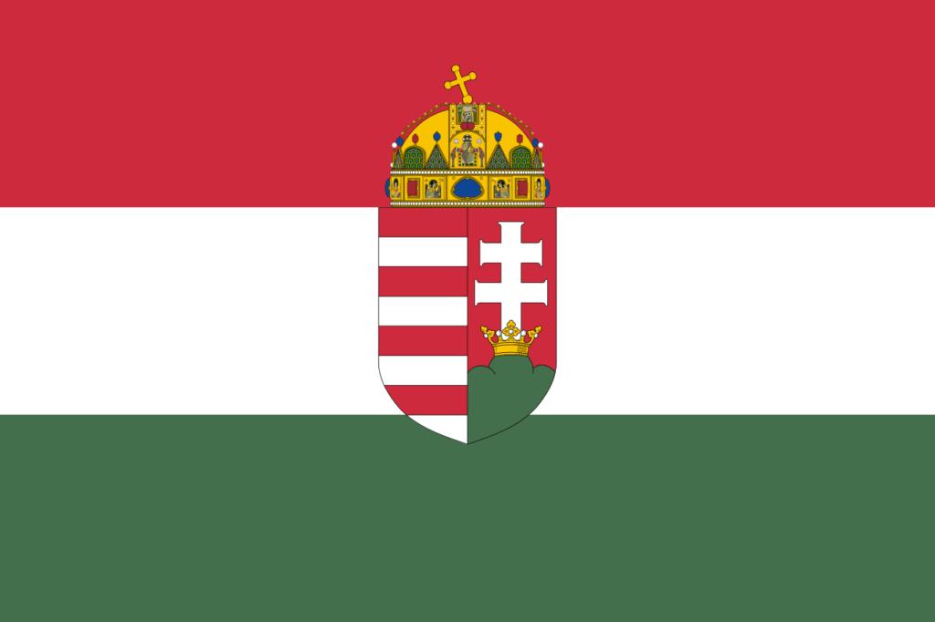 флаг венгрии-5