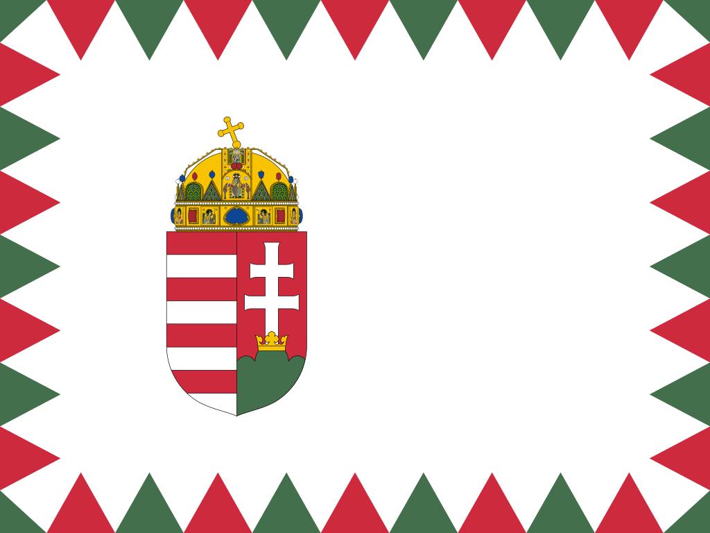 флаг венгрии-9