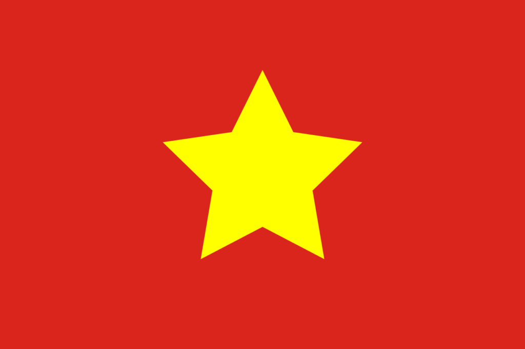 флаг вьетнама-6
