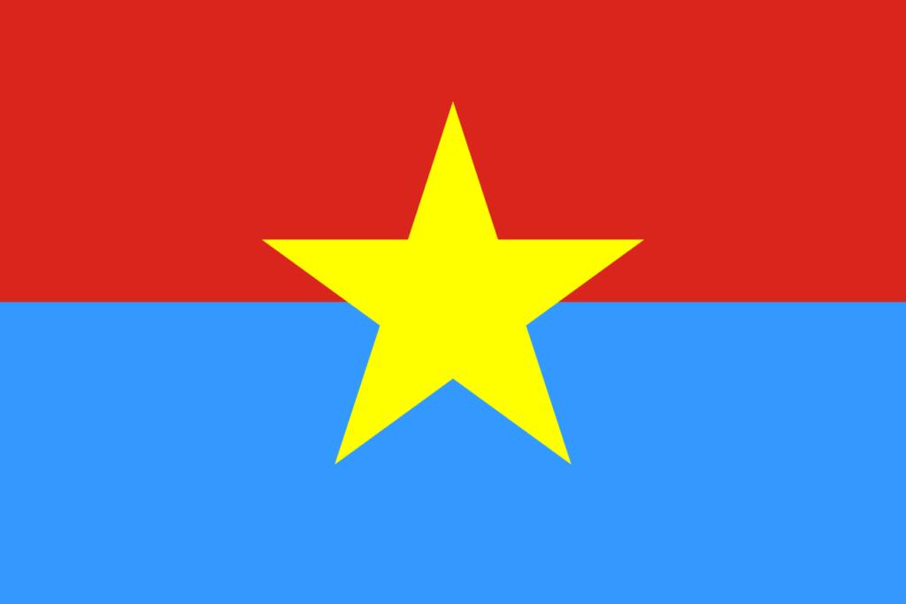 флаг вьетнама-7