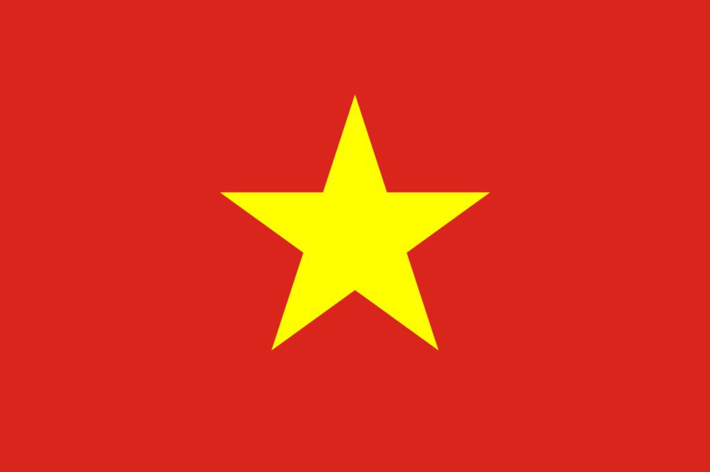 флаг вьетнама-8