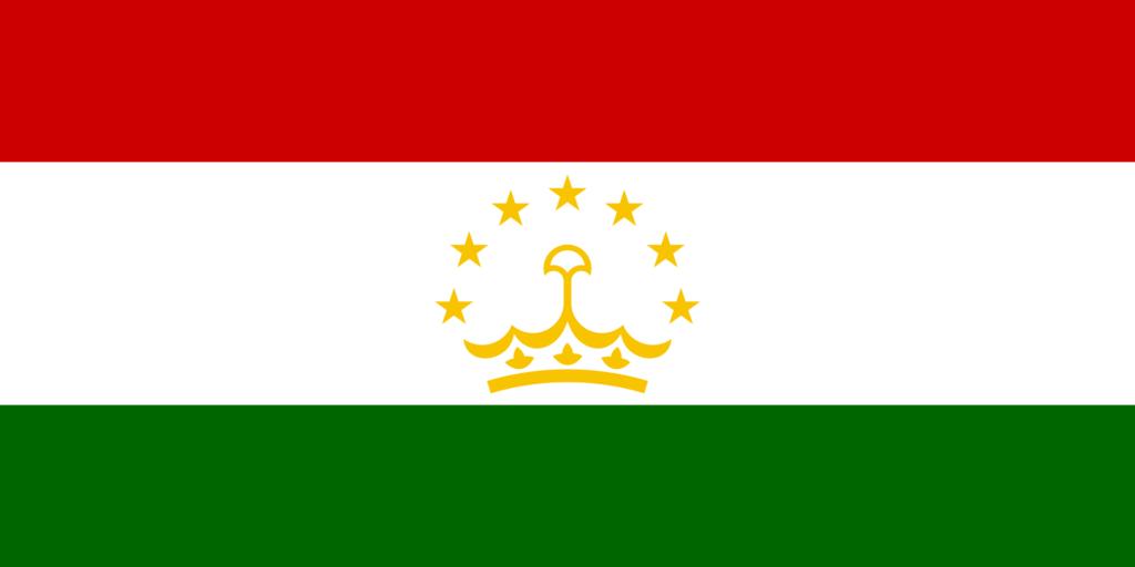 флаг таджикистана-1