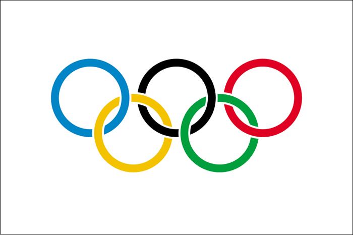 олимпийский флаг-1