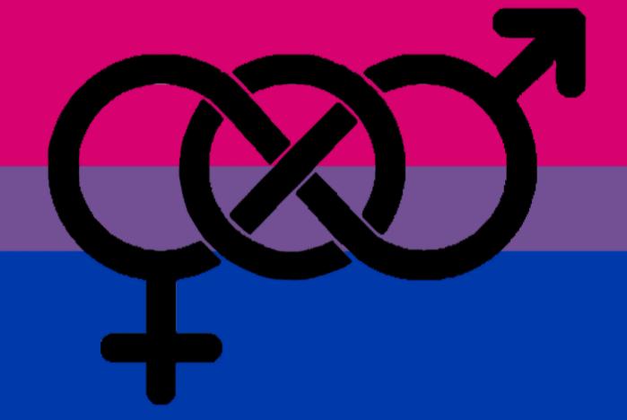 флаг ориентации би