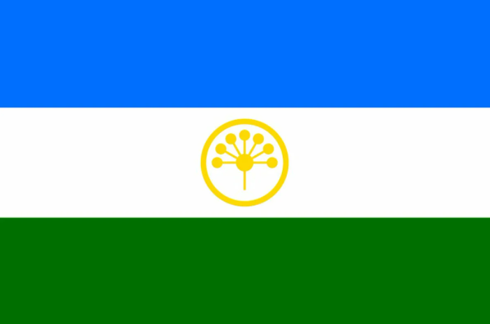 флаг башкирии