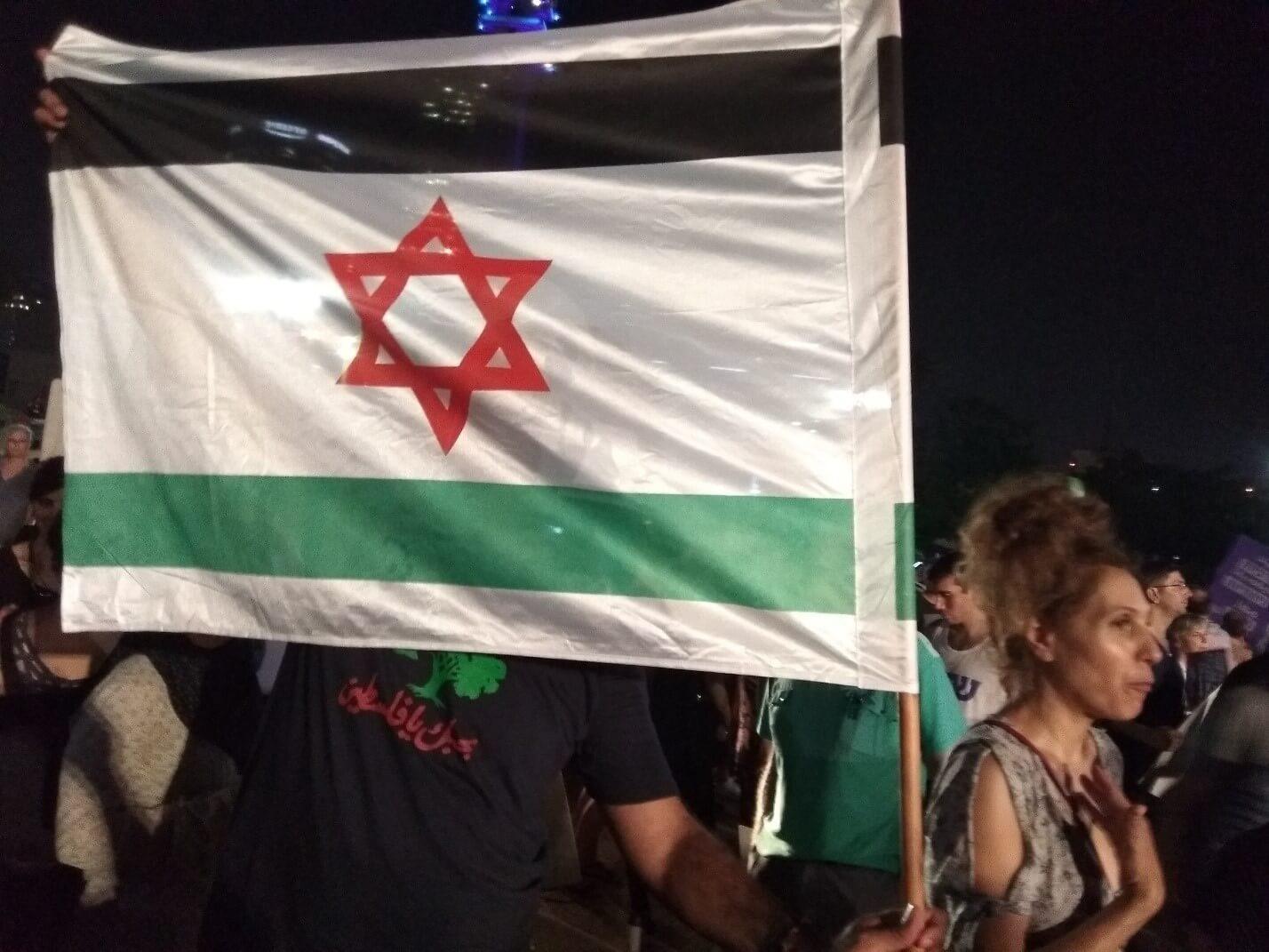 флаг палестины фото