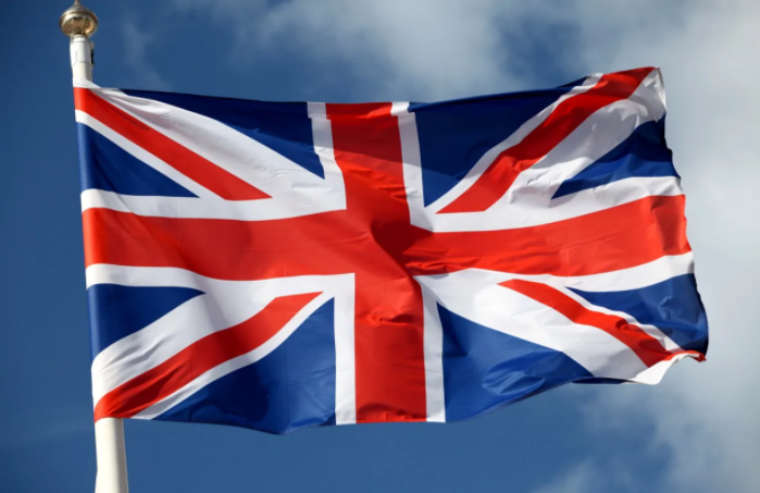флаг великой британии