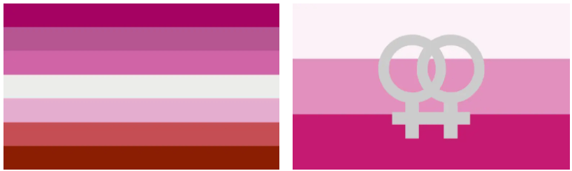 гейский флаг фото
