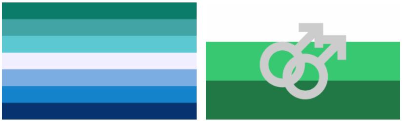 флаг нетрадиционной ориентации