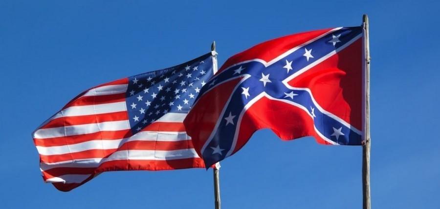 что означает флаг конфедерации