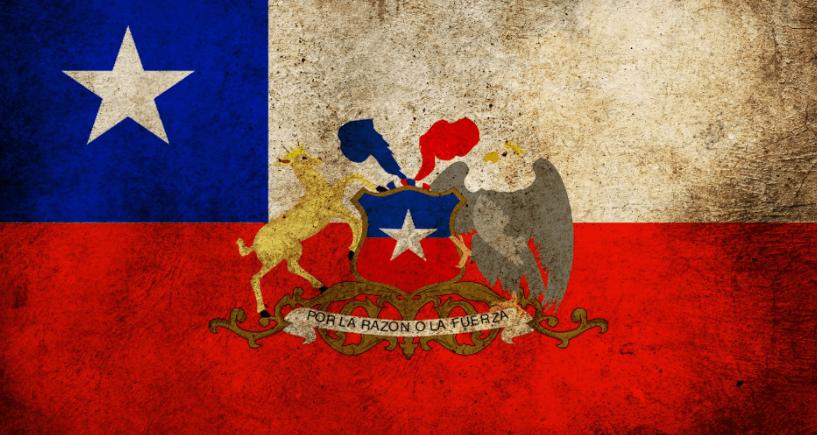 как выглядит флаг чили