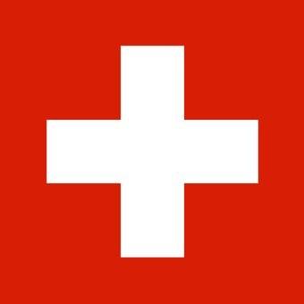 у какой страны квадратный флаг